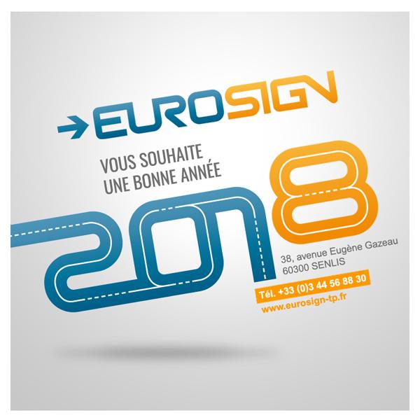 Voeux Eurosign 2018